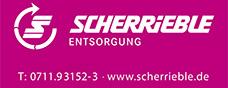 Logo Scherrieble Ensorgung