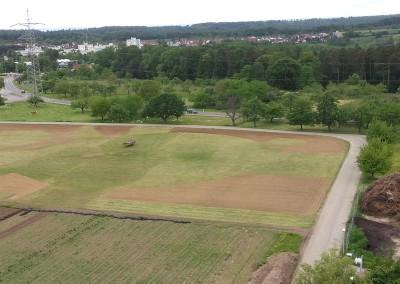 Luftbild Acker 1