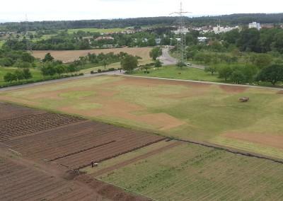 Luftbild Acker 2