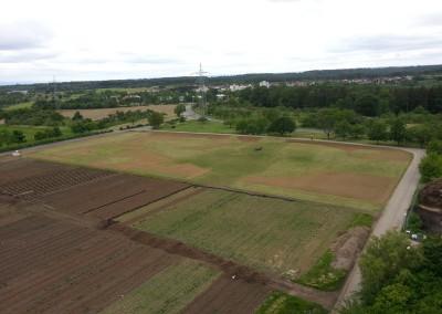 Luftbild Acker 7