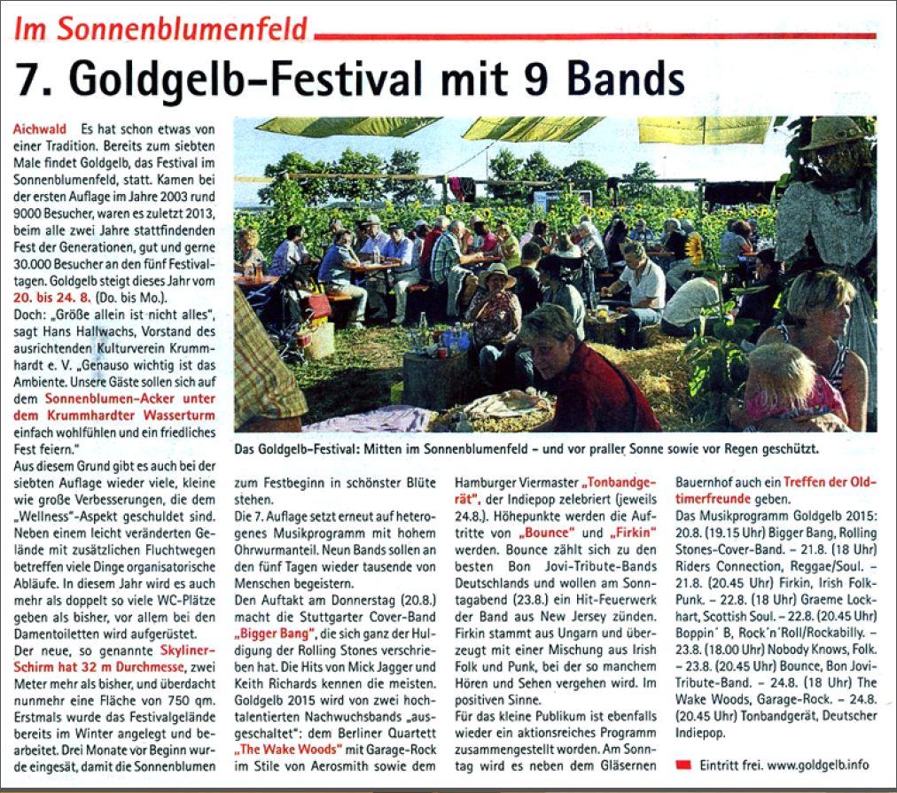 Neckarjournal_Goldgelb-Festival mit 9 Bands