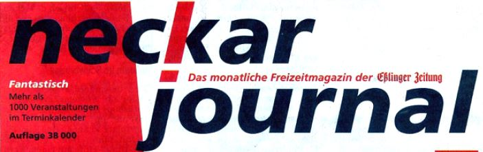 Neckarjournal August 2015