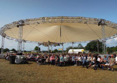 """20. August – """"Familiensonntag"""" lockt Besucher in Scharen an"""