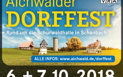 Dorffest 6. & 7. Oktober