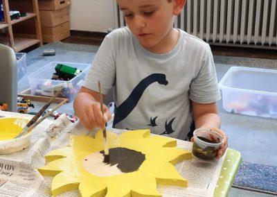 Holzsonnenblumen Aichschiess (10)