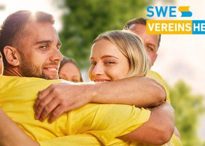 Stimmen Sie ab sofort für uns ab! SWE-Vereinshelden-Wettbewerb