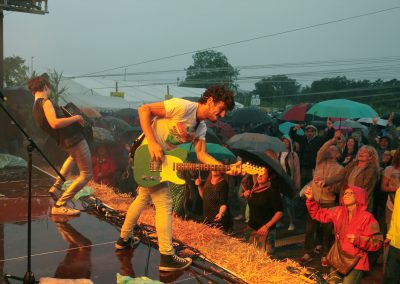 17. August 2019: Ein bisschen was von Woodstock