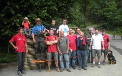 2011 Entstehung – Holzboden